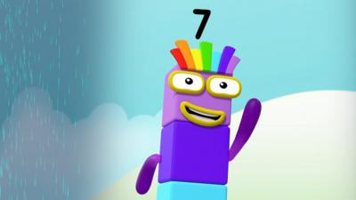 Numberblocks - The Seven Song