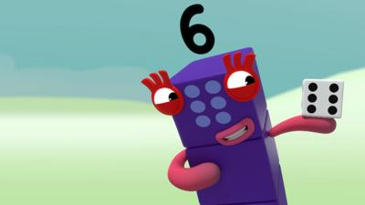 Numberblocks - The Six Song