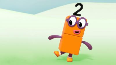 Numberblocks - The Two Song