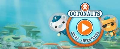 Octonauts Ocean Adventures game
