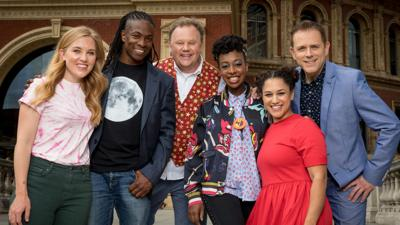 "CBeebies Prom – Off to the Moon -  Is everyone ready to go ""Off to the Moon""?"