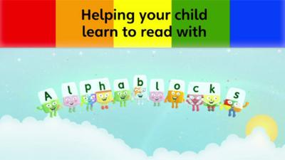 Alphablocks - The Alphablocks guide to phonics