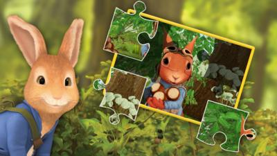 Peter Rabbit - Peter Rabbit Jigsaw Puzzle