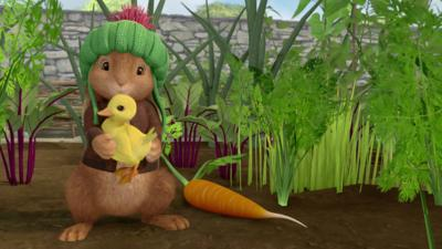 Peter Rabbit - Where are the Ducklings?