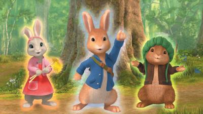Peter Rabbit - Are you Peter, Lily or Benjamin?