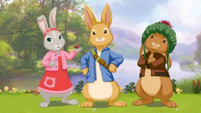 Peter Rabbit - Peter Rabbit Running Wild Game