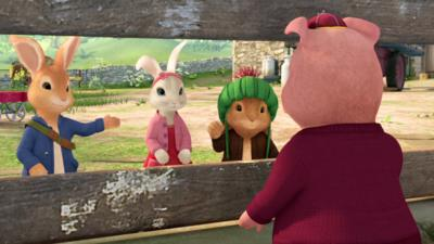 Peter Rabbit - Peter's New Friends