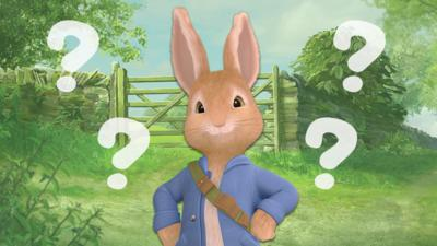 Peter Rabbit - Are you a Peter Rabbit superfan?