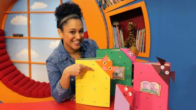 CBeebies House - Book Buddy