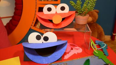 CBeebies House - Furchester Faces