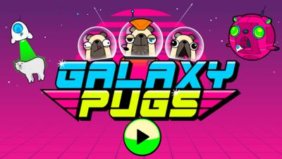 Bitesize Game: Galaxy Pugs