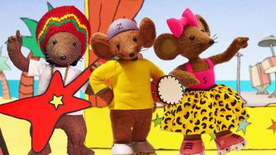 Rastamouse - For Real FM – Irie, Man