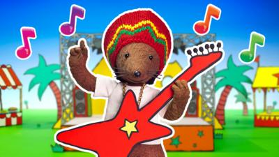 Rastamouse - Rastamouse Songs
