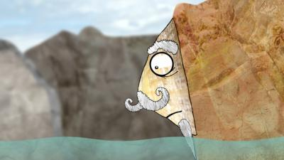 Old Jack's Boat: Rockpool Tales - Meet Reginald the Great Wise Limpet