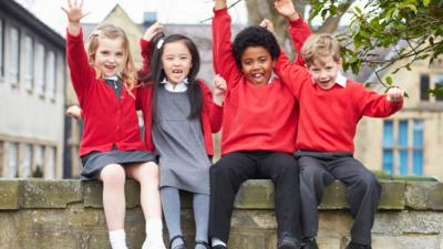 Time for School  - Your child's first day at school or nursery