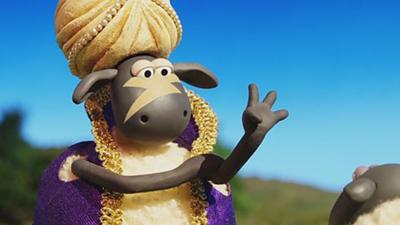 Discover CBBC - Shaun The Sheep - The Genie