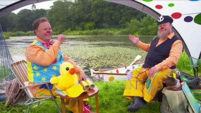 Something Special - Mr Tumble goes Duck Spotting