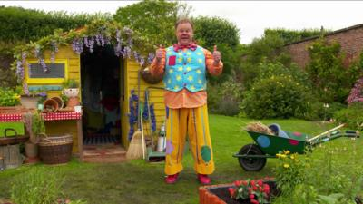 Something Special - Mr Tumble and the Fabulous Fruit