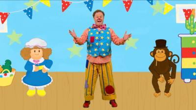 Something Special - Mr Tumble's Party Playlist