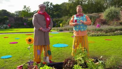 Something Special - Mr Tumble's Wiggly Worm Dance