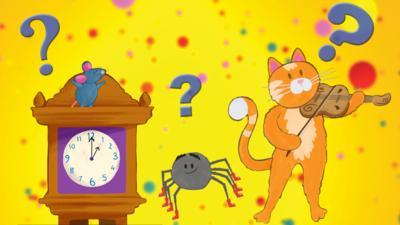 Something Special - Nursery Rhyme quiz