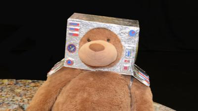 CBeebies House - Space Helmet Make