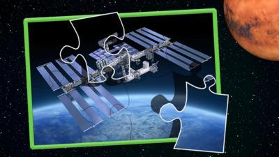 Stargazing - Space Jigsaw