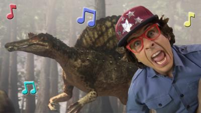 Andy's Prehistoric Adventures - The Spinosaurus Rap