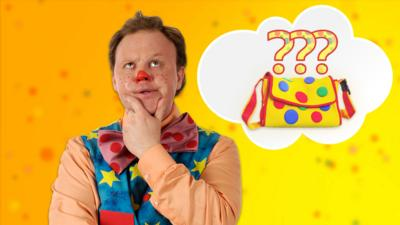 Something Special - Pack Mr Tumble's spotty bag