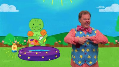 Something Special - Mr Tumble's Let's Stay Healthy