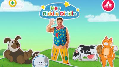 Something Special - Hey Diddle Diddle Storytime