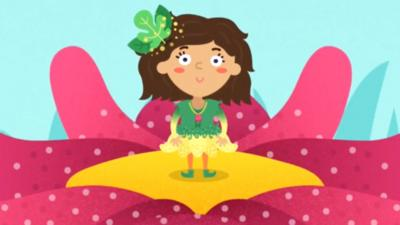 CBeebies Thumbelina - Thumbelina in the Storytime App