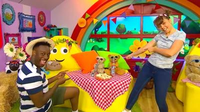 CBeebies House - CBeebies summer songs