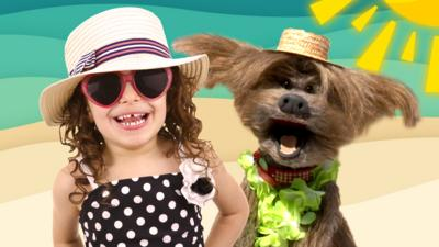 CBeebies House - Tips for Staying Safe in the Sun