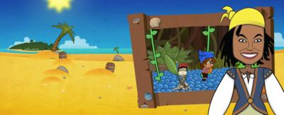 My Swashbuckle Adventure