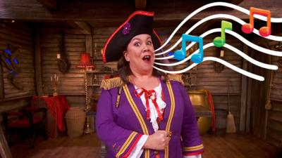 Swashbuckle - Talk Like A Pirate Song