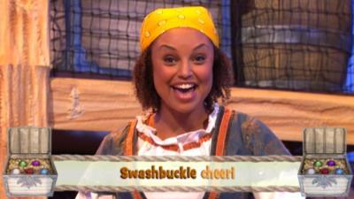 Swashbuckle - Swashbuckle Theme Song Karaoke