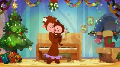 Tee and Mo - The Christmas Box Song