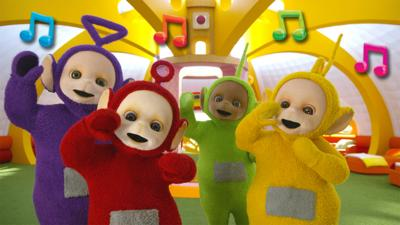Teletubbies - Teletubbies dance to Spice Girls and Clean Bandit!
