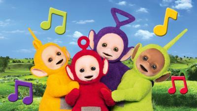 Teletubbies - The Big Hug Song