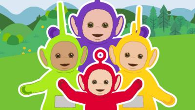 Teletubbies - Teletubbies Play Day