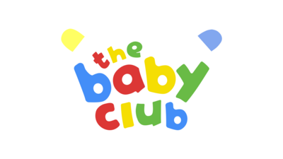 The Baby Club logo on CBeebies