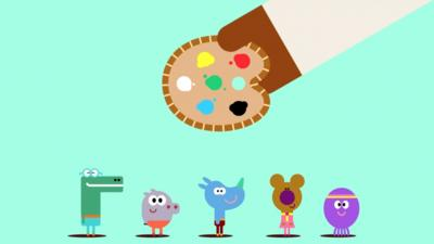 Hey Duggee - The Colour Badge Quiz