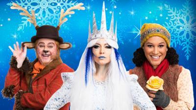 CBeebies Presents - The Snow Queen