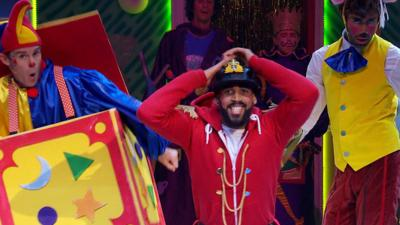 CBeebies The Nutcracker - Nutcracker Dance