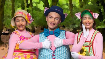 CBeebies Presents - Three Little Pigs
