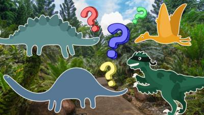 The Let's Go Club - What dinosaur are you?