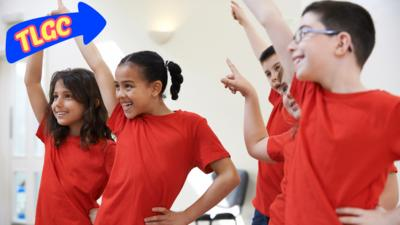 The Let's Go Club - Performing arts activities for kids