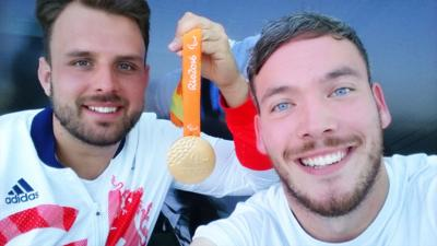 The Let's Go Club - Rio Paralympics Selfie Challenge