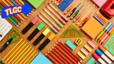 The Let's Go Club - What piece of stationery are you?